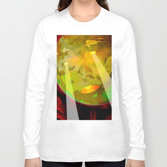 Moon Power / Portrait 24-09-16 Long Sleeve T-shirt