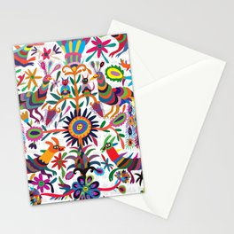 Mexicanitos al grito - Tenangis Stationery Cards