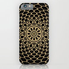Golden Mandala iPhone 6s Slim Case