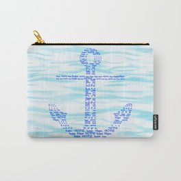 Anchor of Hope Carry-All Pouch