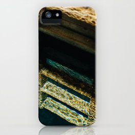 The Ladder Below iPhone Case