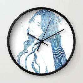 Nereid XLVIII Wall Clock