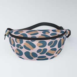 Leopard Print Parade Fanny Pack