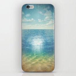Insta Beach iPhone Skin