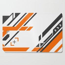 Asiimov design Cutting Board