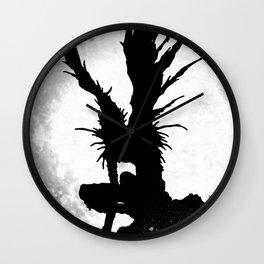 Death Note Ryuk Anime Manga Wall Clock