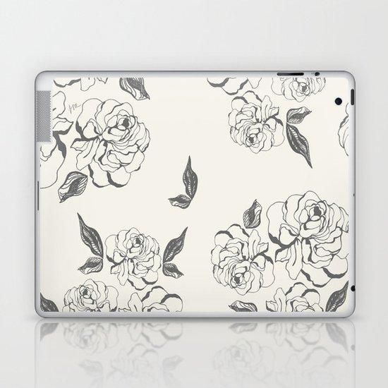 GARDEN OF ROSES Laptop & iPad Skin