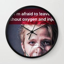 Oxygen 03 Wall Clock