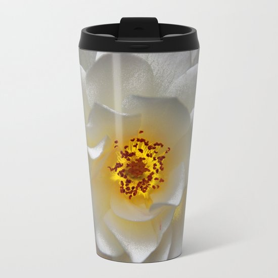 Icebergs Bliss Metal Travel Mug
