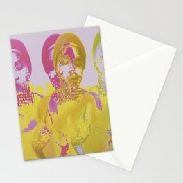 Please Don't Stop the Beat Stationery Cards