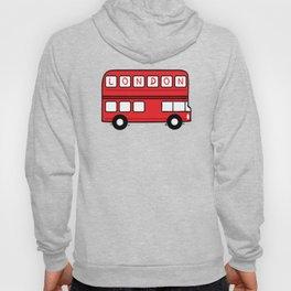 London Bus Hoody