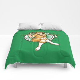 The 5th Turtle Comforters