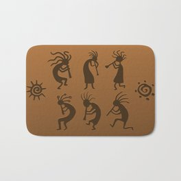 Kokopelli Bath Mat