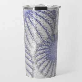 Blue Barrel Cactus Travel Mug