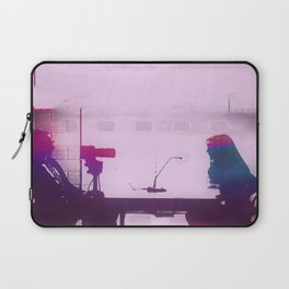 Audio, Video, and Everything in Between Laptop Sleeve