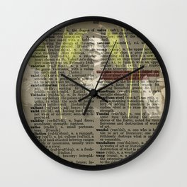 What We Do in the Shadows (Dictionary Page) 2 Wall Clock
