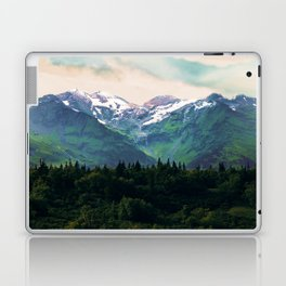 Escaping from woodland heights I Laptop & iPad Skin