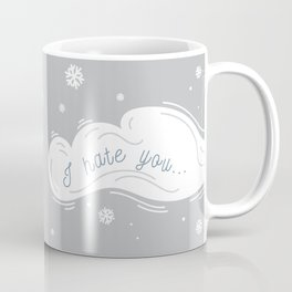 Wind My Only Friend Coffee Mug