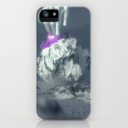 Every thing is such a little thing iPhone Case