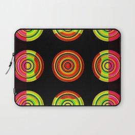 Circle # 3 squared Laptop Sleeve
