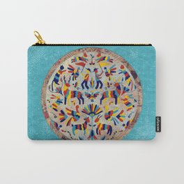 Otomi Party Carry-All Pouch