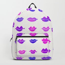 Kiss Collection – Indigo Palette Backpack