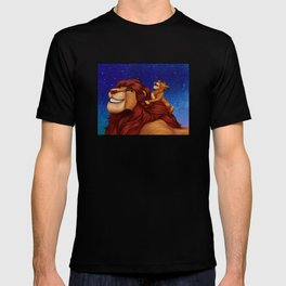 Lion King: Whenever You Feel Alone... T-shirt