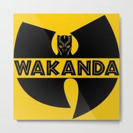 Wu-Tang Kanda 2 Metal Print