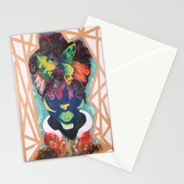 Buttered Anatomy Stationery Cards