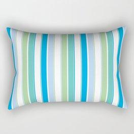 Lil Monsters - pattern 3 Rectangular Pillow