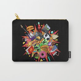 teenage explosion  Carry-All Pouch