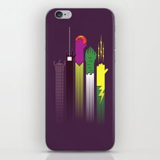 Villains iPhone & iPod Skin
