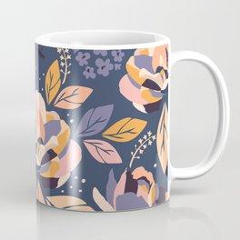 Dreaming Flowers Coffee Mug