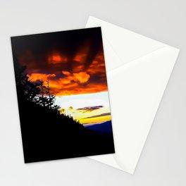 Imp Sunset Stationery Cards
