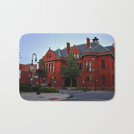 Old City Hall Building Bath Mat