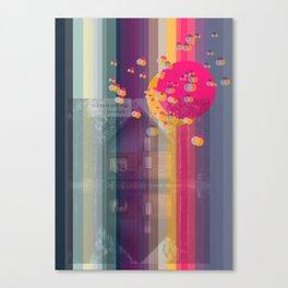 #Still Canvas Print