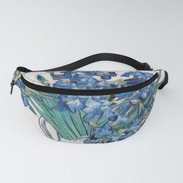 Irises II - Vincent Van Gogh Fanny Pack