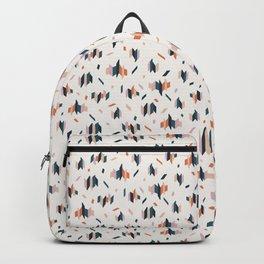 Vintage geometric pattern - Ellie Backpack