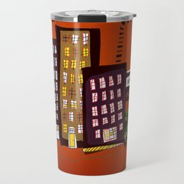 City Rhythms Travel Mug