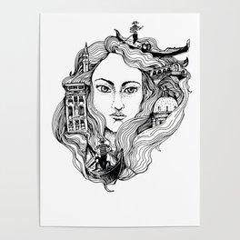 Venice on my mind Poster