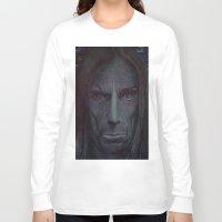 iggy Long Sleeve T-shirts featuring iggy pop by odinelpierrejunior