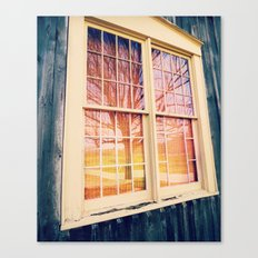 Beautiful Reflection Canvas Print