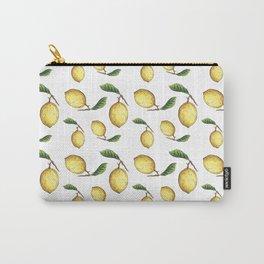 Lemon pattern Carry-All Pouch