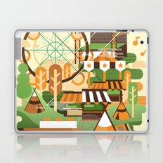 Let's Camp, shall we? Laptop & iPad Skin