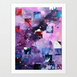Errata & Entropia II Art Print