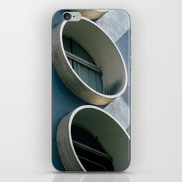 Pod Architecture iPhone Skin