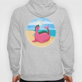 Serendipity the Pink Dinosaur Hoody