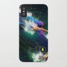 Jacaré iPhone X Slim Case