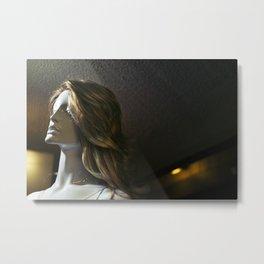 Petra Porcelain #1 Metal Print