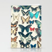 wings Stationery Cards featuring Wings by Cassia Beck